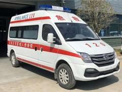 大通防疫用特种救护车
