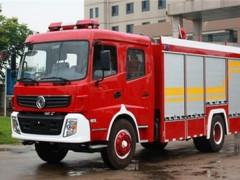 6方水罐119消防车