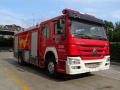 8方水罐119消防车