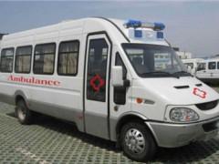 依维柯民政救助车