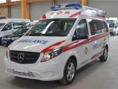 奔驰民政救助车