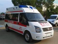 福特传染病用负压救护车