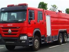 16吨水罐119消防车