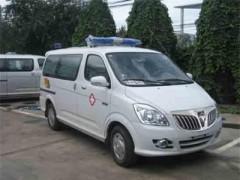 福田民政救助车