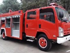 五十铃泡沫119消防车