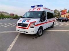 高端设计理念的全顺救护车 救护车评测