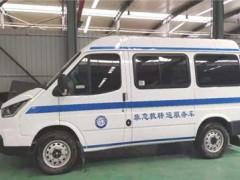 江铃民政救助车