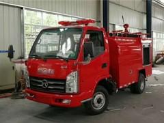 凯马泡沫119消防车