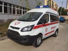新全顺监护型救护车 救护车测评
