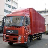 东风厢式货车