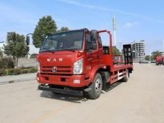 一辆营运环保齐全的国六奥驰5米平板运输车价格多少钱