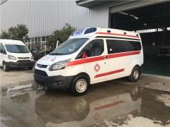 全顺救护车是什么类型的救护车 救护车动态