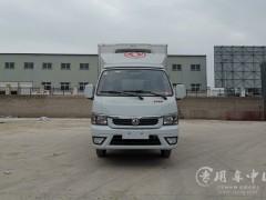 东风逸途3.5米小型汽油冷藏车价格是多少钱