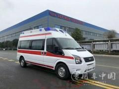 福特全顺救护车程力救护车厂家专卖