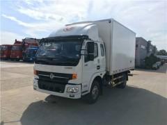 国六东风凯普特4.2米程力冷藏车是冷藏货运的主力车型 冷藏