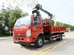 国六奥驰V3抓斗式垃圾车装卸效率高 垃圾车评测