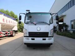 国六陕汽轩德X9压缩垃圾车外观、底盘配置丰富 垃圾车评测