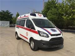 江铃救护车即环保又卫生,充分满足医护人员需求