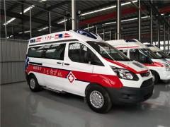 全顺救护车负责病人的安全