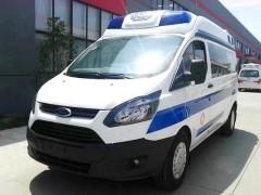 福特全顺V348救护车医疗舱需要定时杀菌 福特救护车