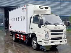 江铃顺达4.05米医疗废物车底盘介绍 医疗废物车评测