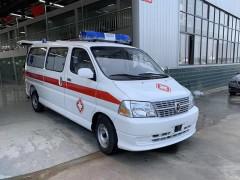 金杯新快运救护车用于乡镇医院转运护送 金杯救护车