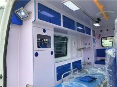 私人救护车,什么是越野救护车?