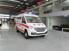 大通V80监护救护车介绍 大通救护车