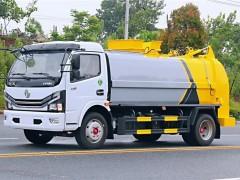 哪里有8吨压缩垃圾车 密封8方垃圾压缩车价格多少钱