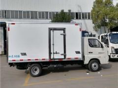 国六福田祥菱M2小型冷藏车是柴油发动机还是汽油?