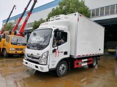 国六程力4.2米冷藏车大集合,欢迎选购 冷藏车动态