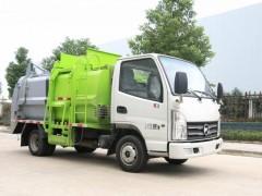 凯马3方餐厨垃圾车操作方便,运行可靠稳定 垃圾车评测