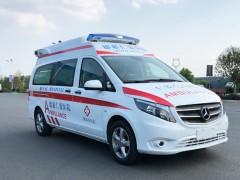 奔驰威霆监护救护车功能齐全 奔驰救护车