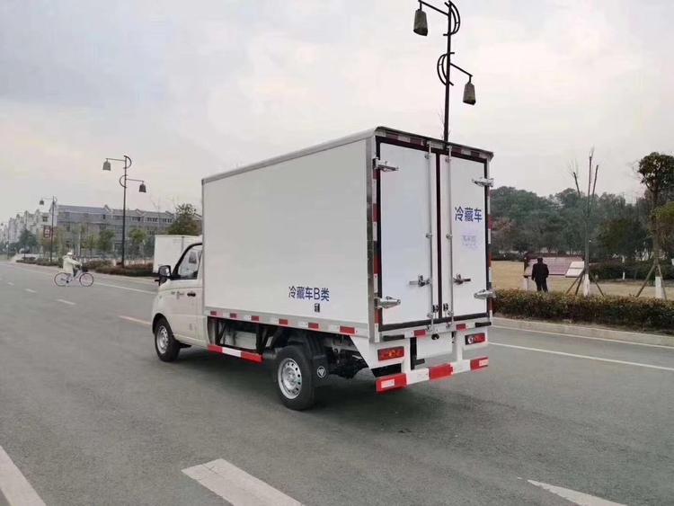 国六福田祥菱V1冷藏车