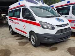 福特120救护车