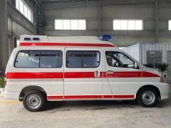 金杯救护车「负压救护车」