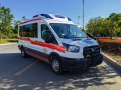 福特救护车|负压救护车