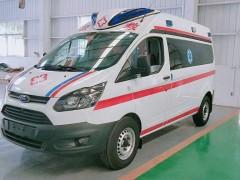 福特医疗救护车