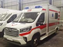 大通V80医疗救护车