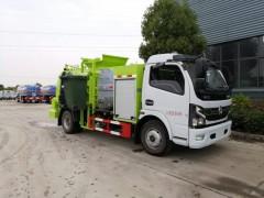 东风纯电动环卫垃圾车