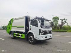 东风小型环卫垃圾车