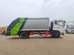 12吨压缩式垃圾车