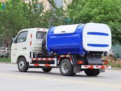 纯电动车厢可卸式垃圾车