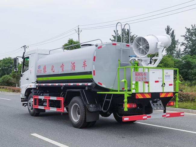 12吨绿化洒水车