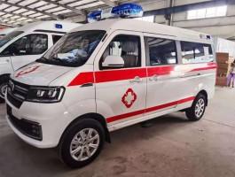 金杯新海狮救护车
