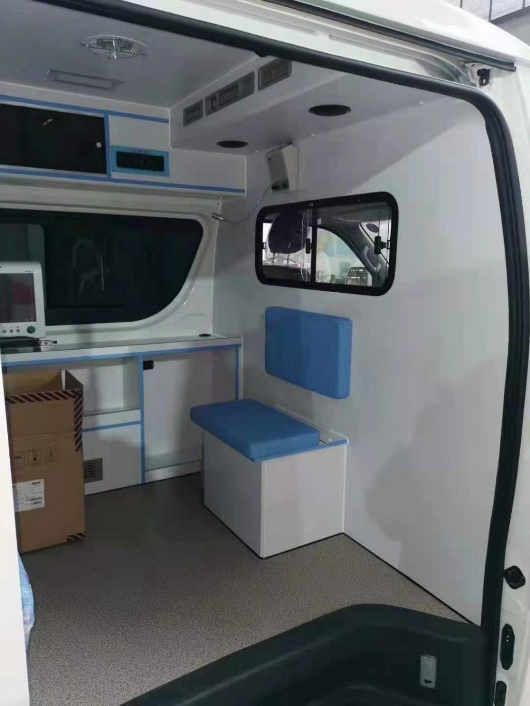 福田G9救护车