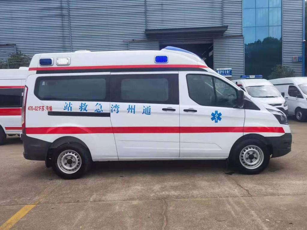 福特362负压救护车