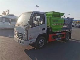 凯马3吨餐厨垃圾车
