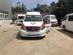 阿富汗订购的中国救护车验车合格顺利发车