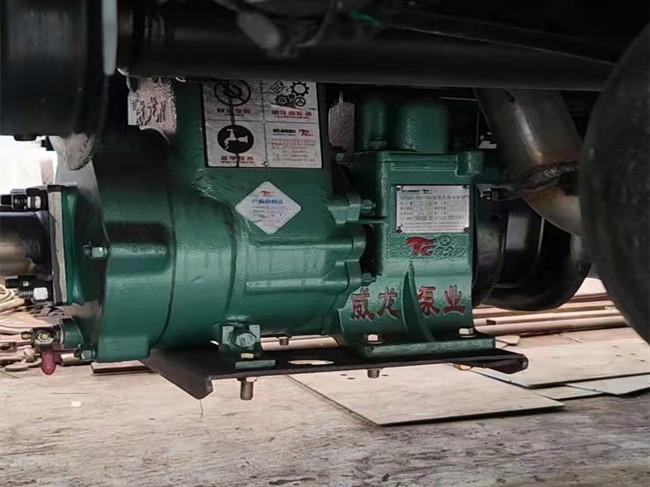 东风18吨不锈钢洒水车